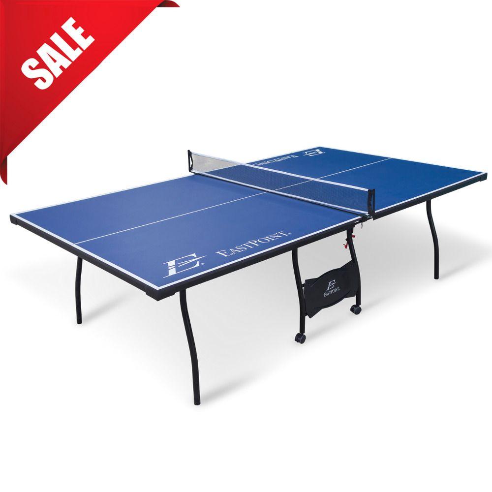 Ebay Sponsored Folding Tennis Table Ping Pong Indoor Sport Kids Fun Tourmanet Size Game Room Table Tennis Indoor Sports Ping Pong