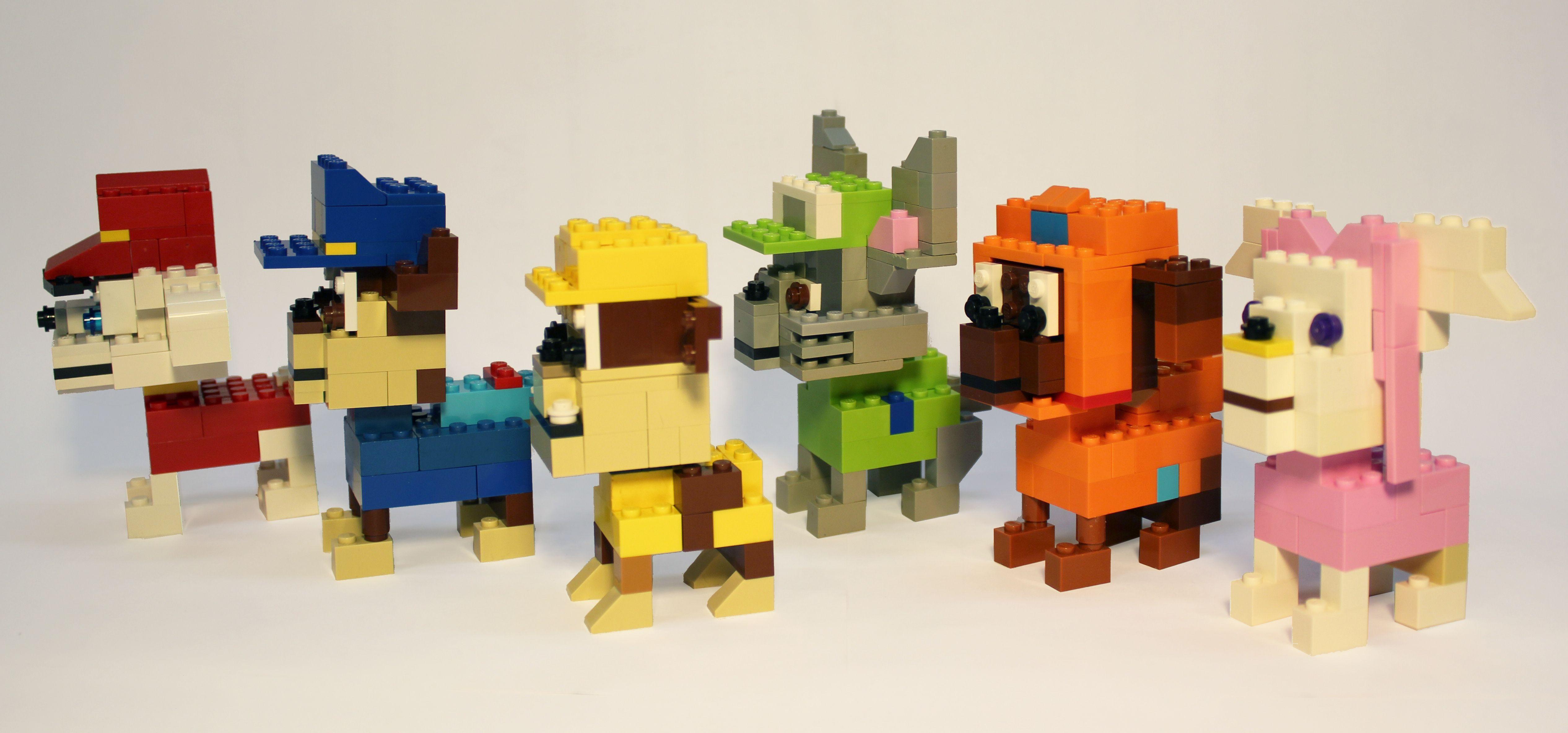 lego paw patrol | mamas legokram | pinterest | lego ideen, kinder