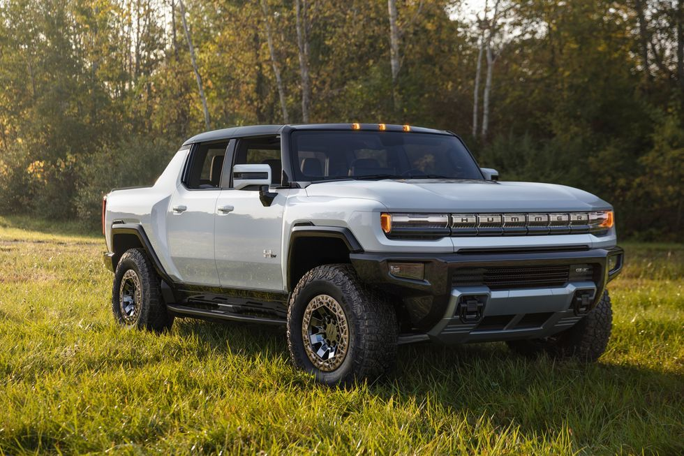 Gmc Hummer Edition 1 Will Be Ultra Loaded And Cost 112 595 New Hummer Electric Pickup Truck Hummer