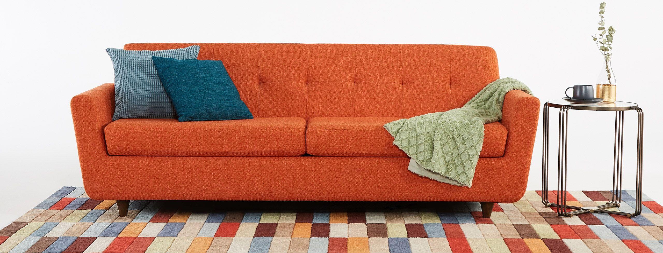 designer fashion b8e6b 2b1da Hughes Sleeper Sofa in 2019   loft living   Sleeper sofa ...