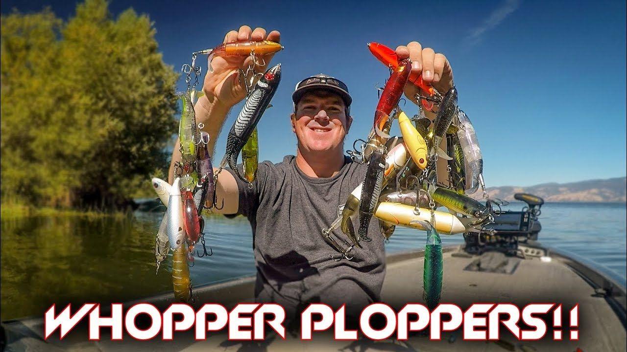 Whopper Plopper Tricks with EPIC Underwater Footage