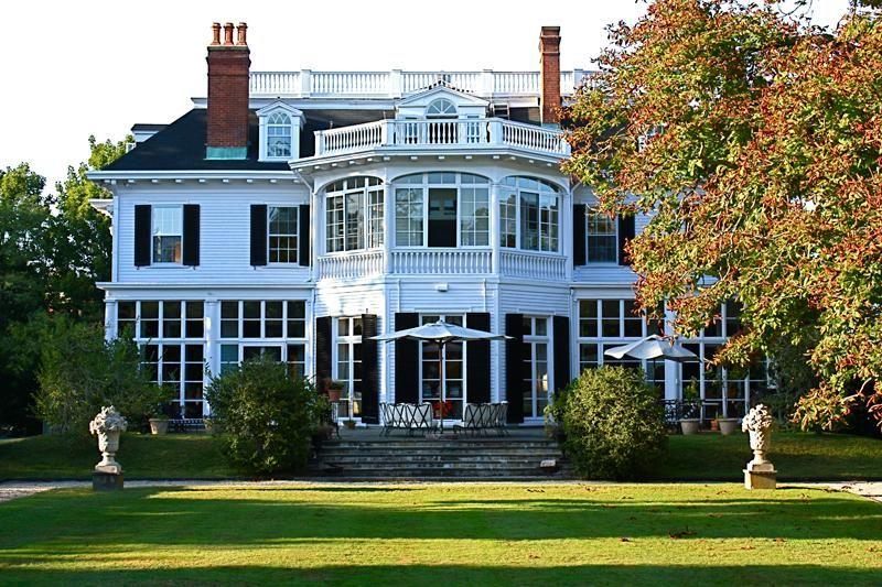 Bellevue house newport rhode island ogden codman jr c for Rhode island home builders