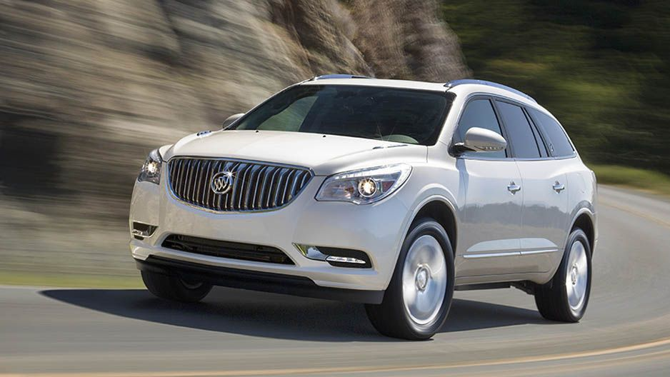Stabilitrak With Traction Control Stabilitrak Technology Applies Quick Precise Force To The Brakes When It Senses A Difference B Luxury Suv Buick Enclave Suv