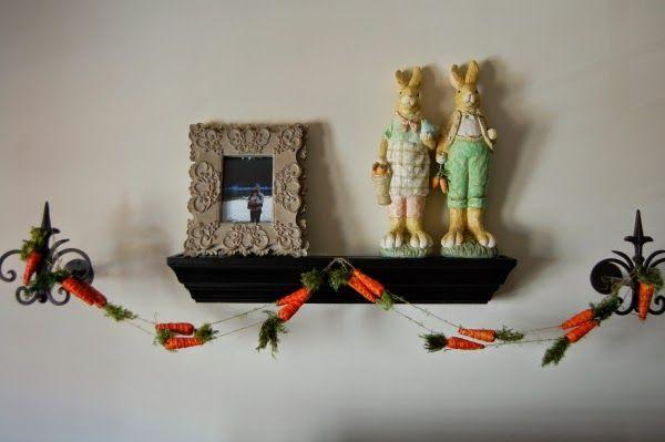 Sugar Stripe: Our Easter Home