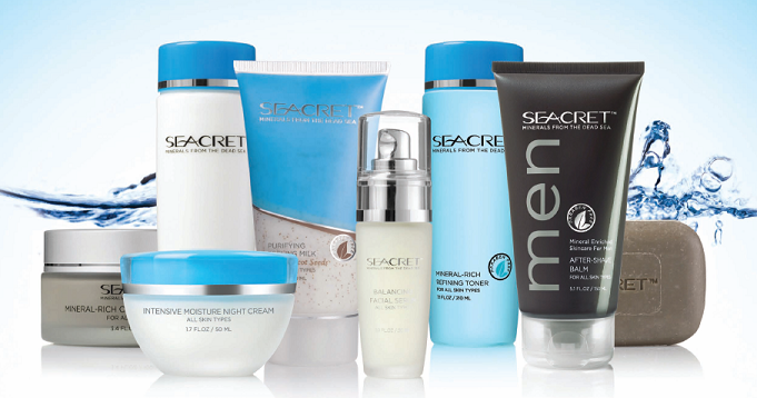 Seacret Offers Natural Skin Care From The Dead Sea And Income Opportunity Seacret Dead Sea Skin Care