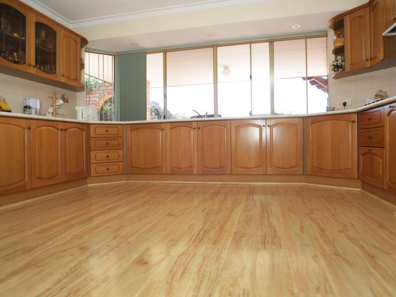 Our excellent selection of laminate flooring has the authentic ...