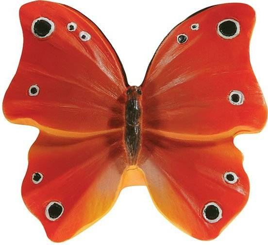 Siro Designs 72-106 Butterflies Knob | Home Decor | Pinterest