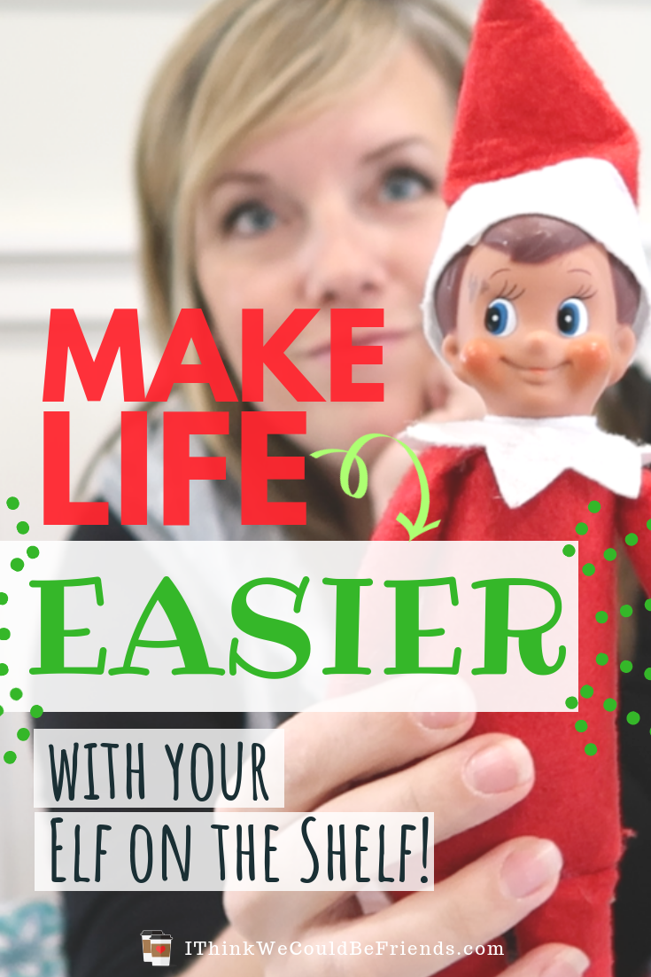 NEW! Evolve your Elf tradition into something EASY!!!