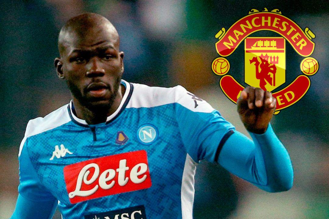 Man Utd Completes Kalidou Koulibaly S 64m Transfer In 2020 Man Manchester United Transfer
