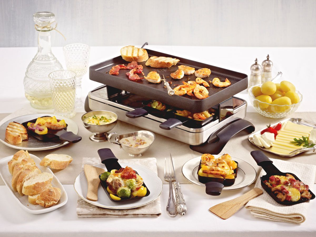 raclette zutaten tipps und rezepte leckere gerichte raclette ideen raclette zutaten und. Black Bedroom Furniture Sets. Home Design Ideas
