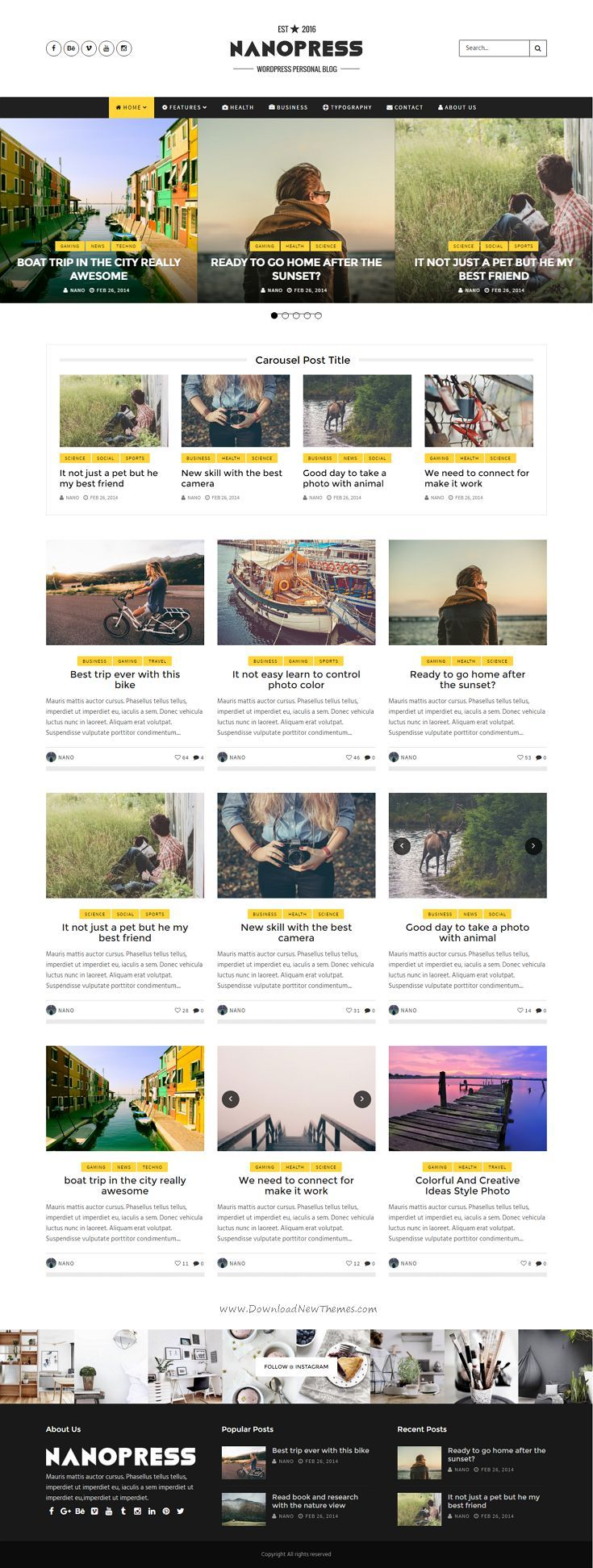 Groß Vorlage Blogger Premium Kostenlos Fotos - Entry Level Resume ...