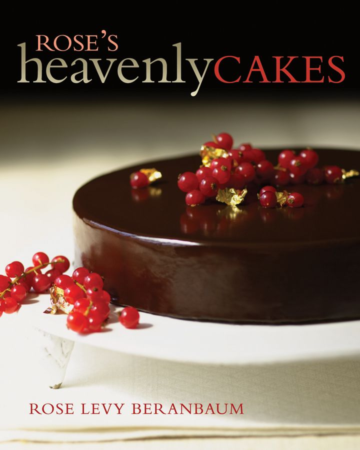 Featured in roses heavenly cakes cookbook baking