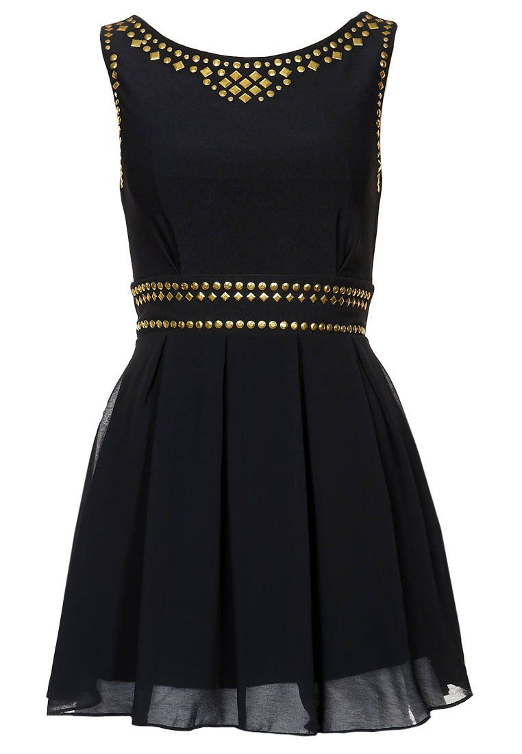 Gold and black i would love to have a nice black dress find more
