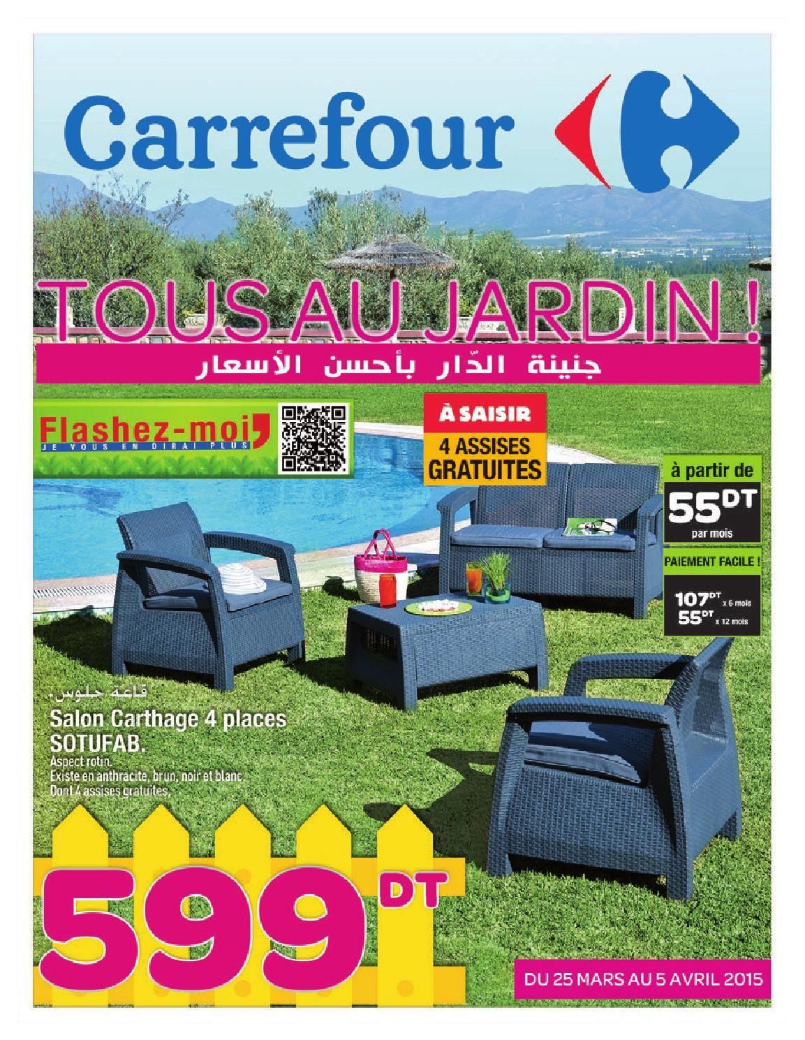 14 Genial Carrefour Salon Jardin Collection