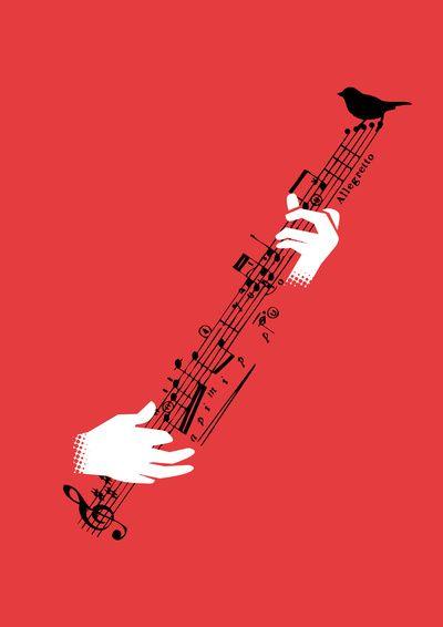 String instrument Art Print
