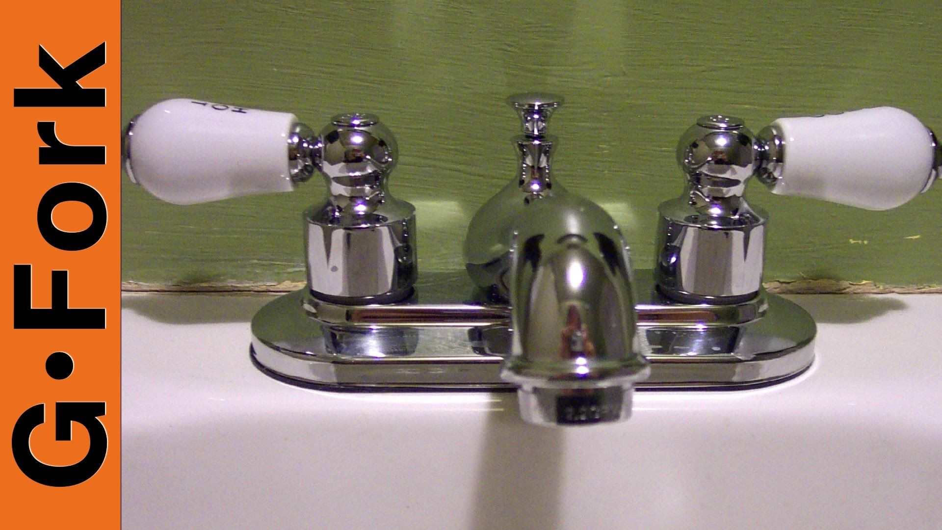 How To Install A Bathroom Sink Faucet With Images Bathroom Fixtures Faucet Vintage Bathroom Sinks