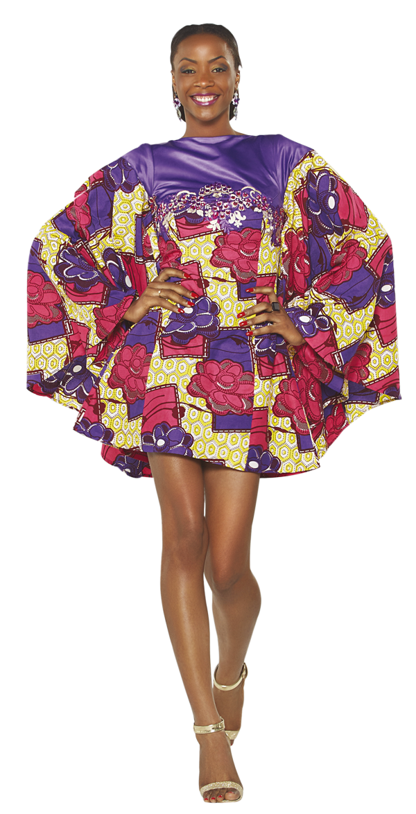 Wax prints collection Couture. African fashion. Mode Africaine