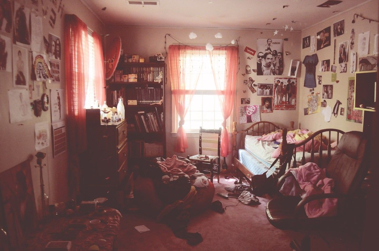 Teenage bedrooms with lights - Girls Bedroom Tumblr Google Search