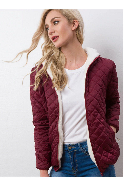 Autumn 2020 New Parkas Basic Jackets In 2021 Winter Jackets Women Spring Outerwear Jackets For Women [ 1500 x 1000 Pixel ]