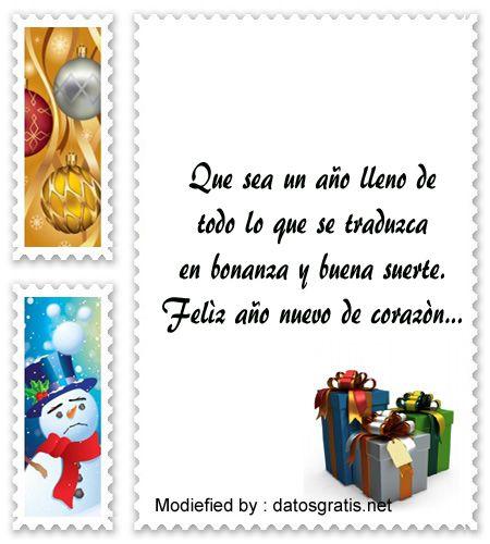 Deseos para el año nuevo 2018 - tarjetas para felicitar