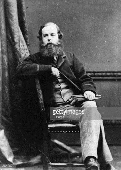News Photo : Charles Fran?ois Gounod , French opera composer...