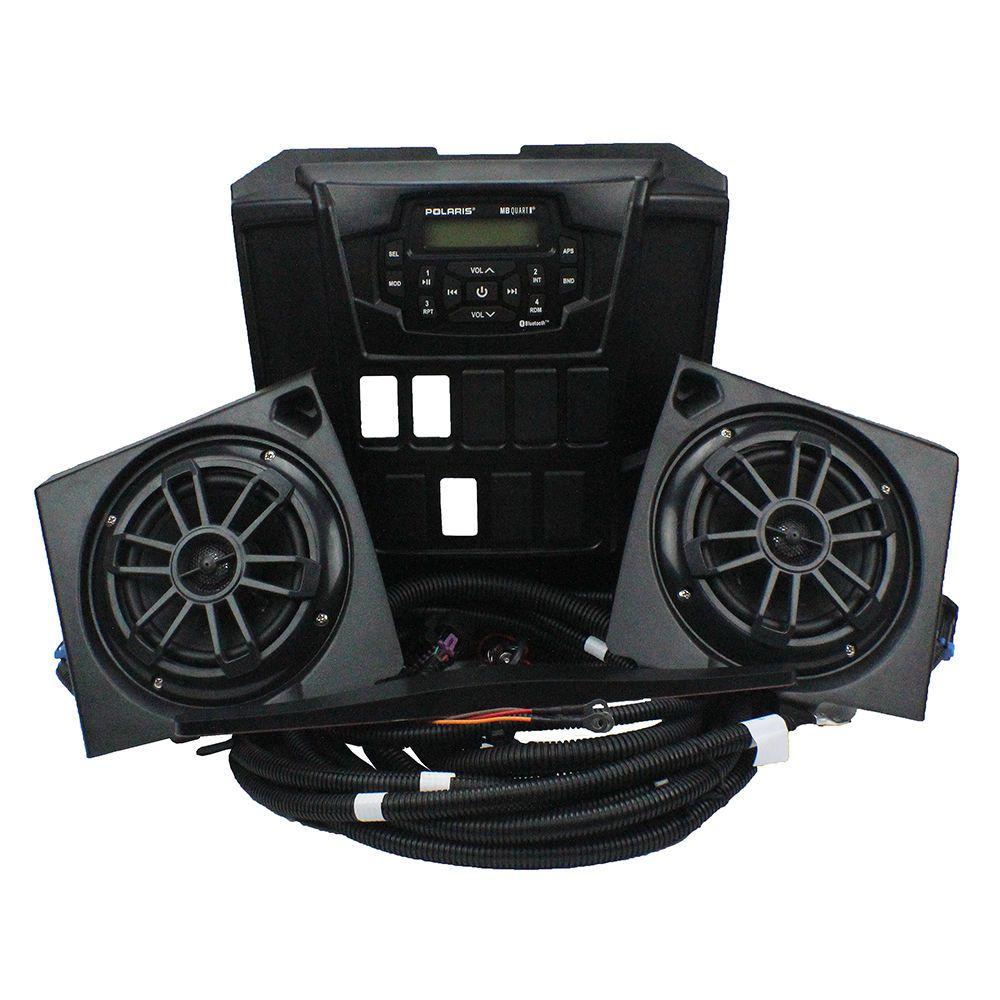 Oem Dash Mounted Audio Stereo 2013 2017 Polaris Ranger Xp Crew 900 1000 570 Polaris Polaris Ranger Accessories Polaris Ranger Polaris Ranger 900 Accessories