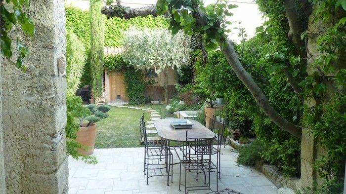 Jardin méditerranéen : 90 idées pleines de soleil | Garden ...