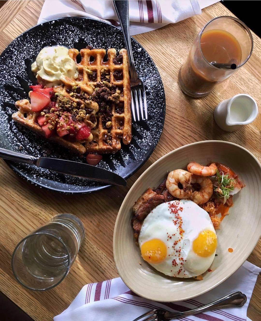 Find That Perfect Breakfast Spot In Soho, From Lazy