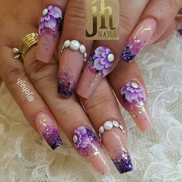 Pin by M.M on Nails design 5   Pinterest   Beautiful nail designs