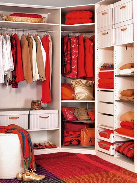 Armario vestidor todo en orden armario esquinero vestidor y armario vestidor - Armarios empotrados en esquina ...