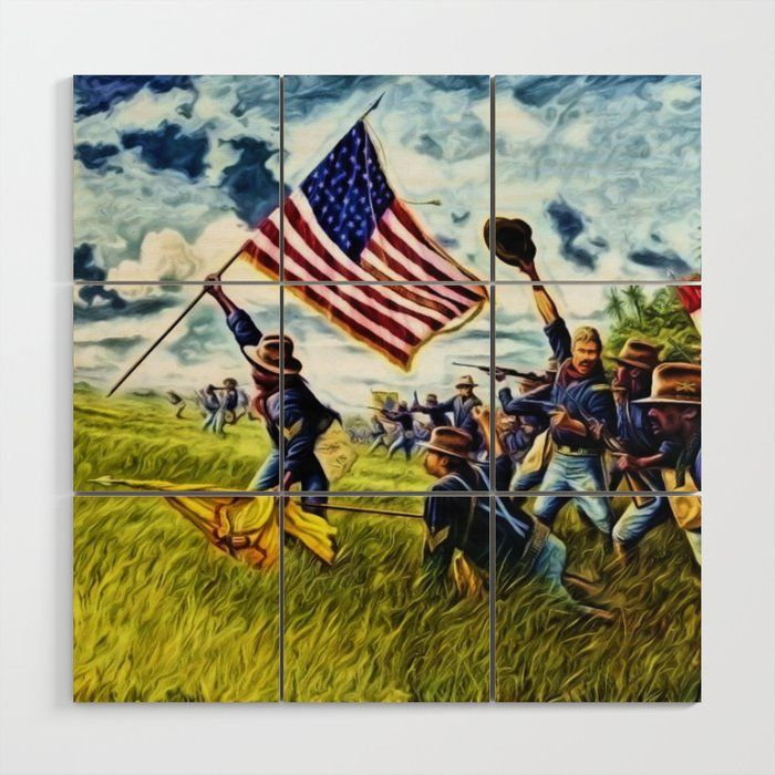 what battle did the americans win their independence from britain in 1781? by Society6