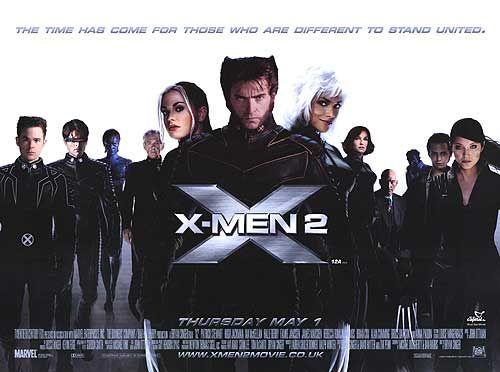 X Men 2 Movie Poster 7 Of 8 Imp Awards Movie Posters X Men 2 Movie