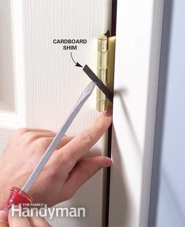Interior Door Repair Interior Doors That Won T Stay Closed Home