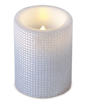 Cast a warm glow during holiday gatherings with this pretty electric light. Made from wax and plastic, it has the look of a real candle without the inconvenience of smoke or the mess of wax.
