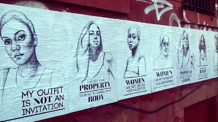 STWTS-posters (Stop telling women to smile)