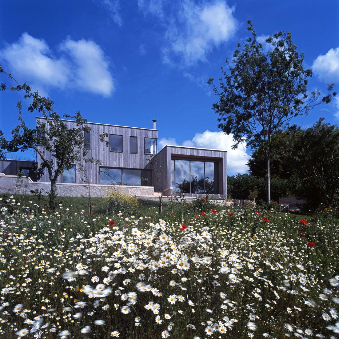 Award Winning Green Home Designs: Award Winning Family Home In The Green Belt Outside Of