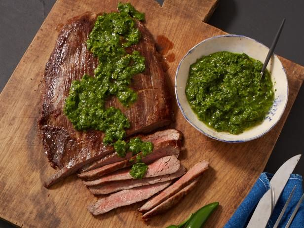 Check out broiled flank steak with serrano chile churri its so broiled flank steak with serrano chile churri forumfinder Image collections