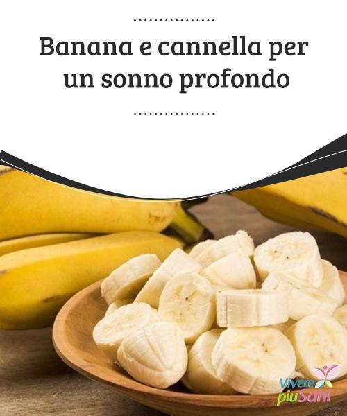 banana con cannella per dieta