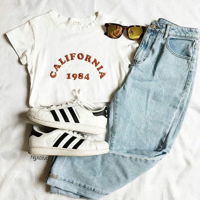 146 Gostos 1 Comentu00e1rios - OOTD OUTFITS TUMBLR (@outfit.layout) no Instagram u0026quot;C A L I ...