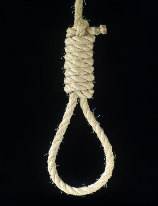 The Noose Re Emerges As A Symbol Of Racial Unrest Black History