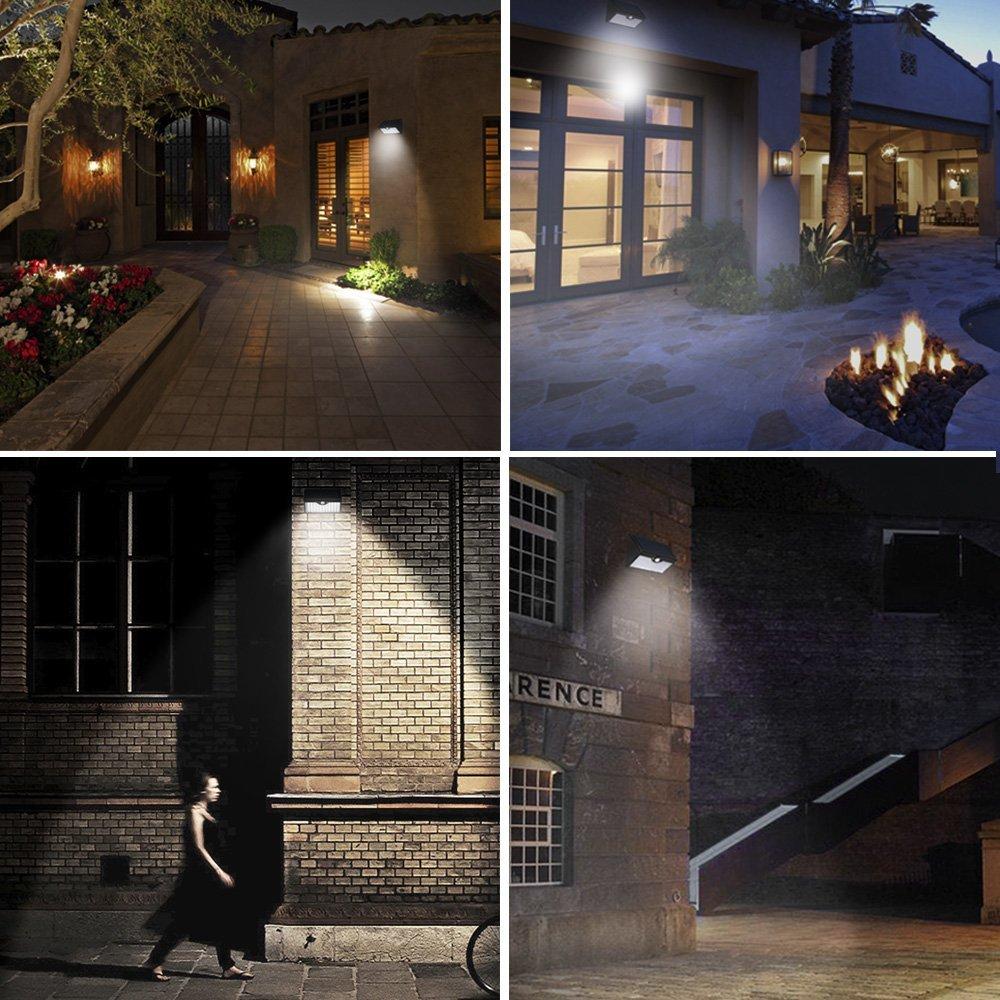 Solar Motion Sensor Garden Led Light Motion Sensor Lights Outdoor Solar Powered Garden Lights Led Patio Lights