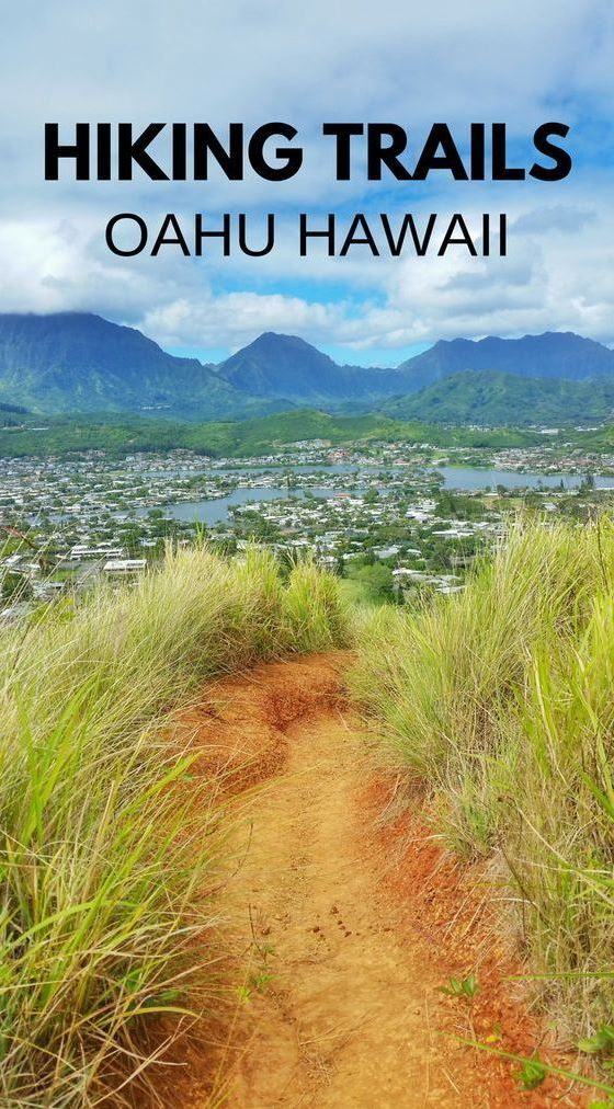 Oahu Hikes map list Best