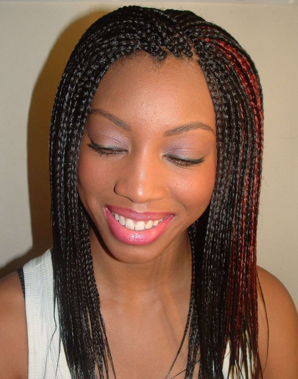 Phenomenal 1000 Images About Cute Hairstyle On Pinterest Box Braids Hairstyles For Men Maxibearus