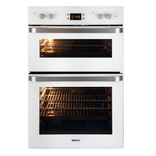 beko built in double oven builtinfanoven wall ovens in 2018 rh pinterest com