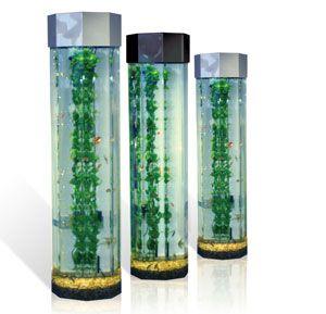 I have a diy in mind diy aquariums pinterest for Acquario a colonna