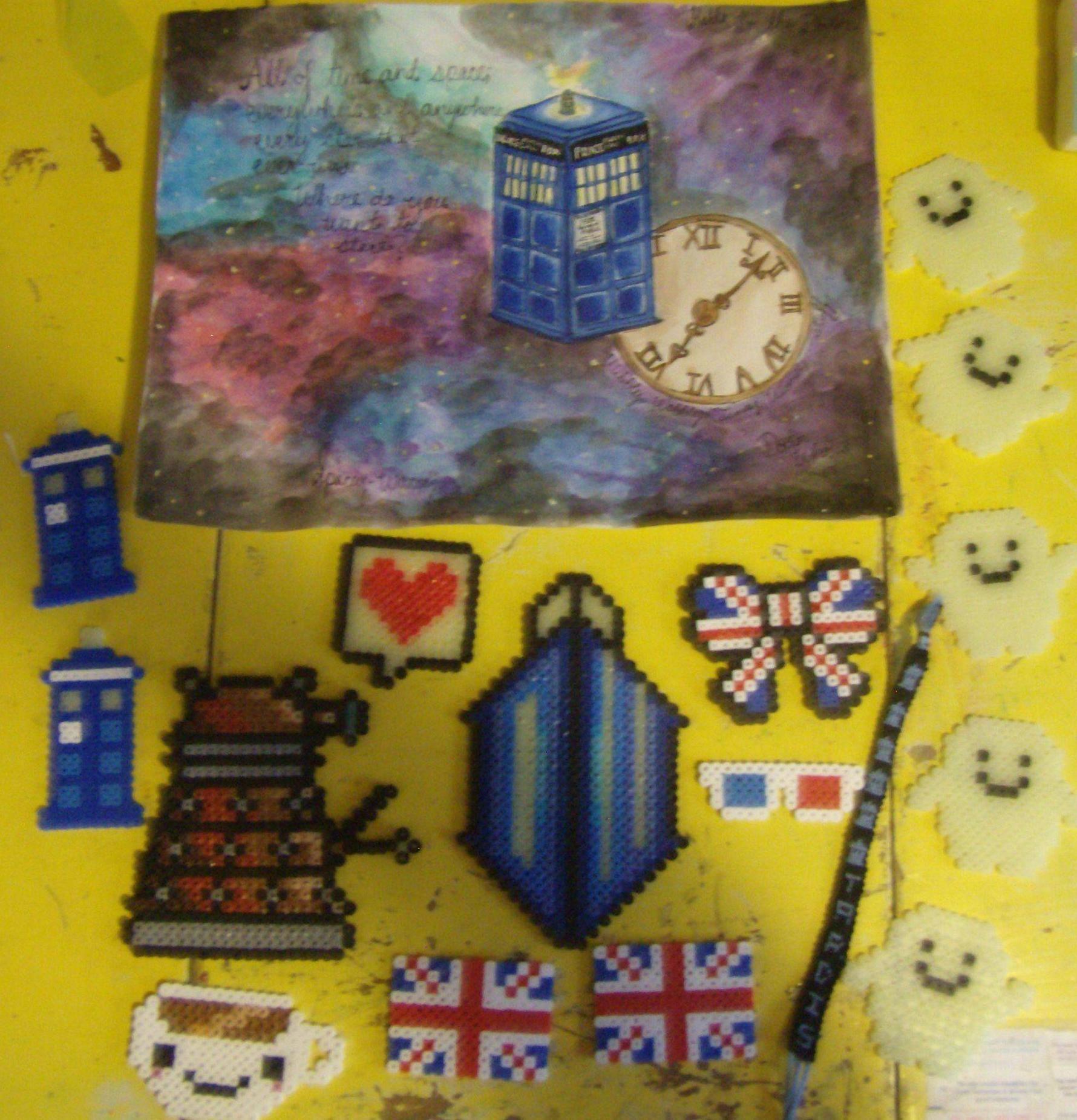 Die besten 25 doctor who bastelarbeiten ideen auf pinterest doctor who tardis doctor who und - Tardis selber bauen ...