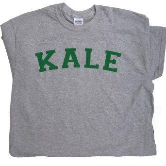 6174179ed5 Amazon.com: Kale University Vegetarian T Shirt Vegan Funny Yale Yoga  Organic Shirtmandude: Clothing