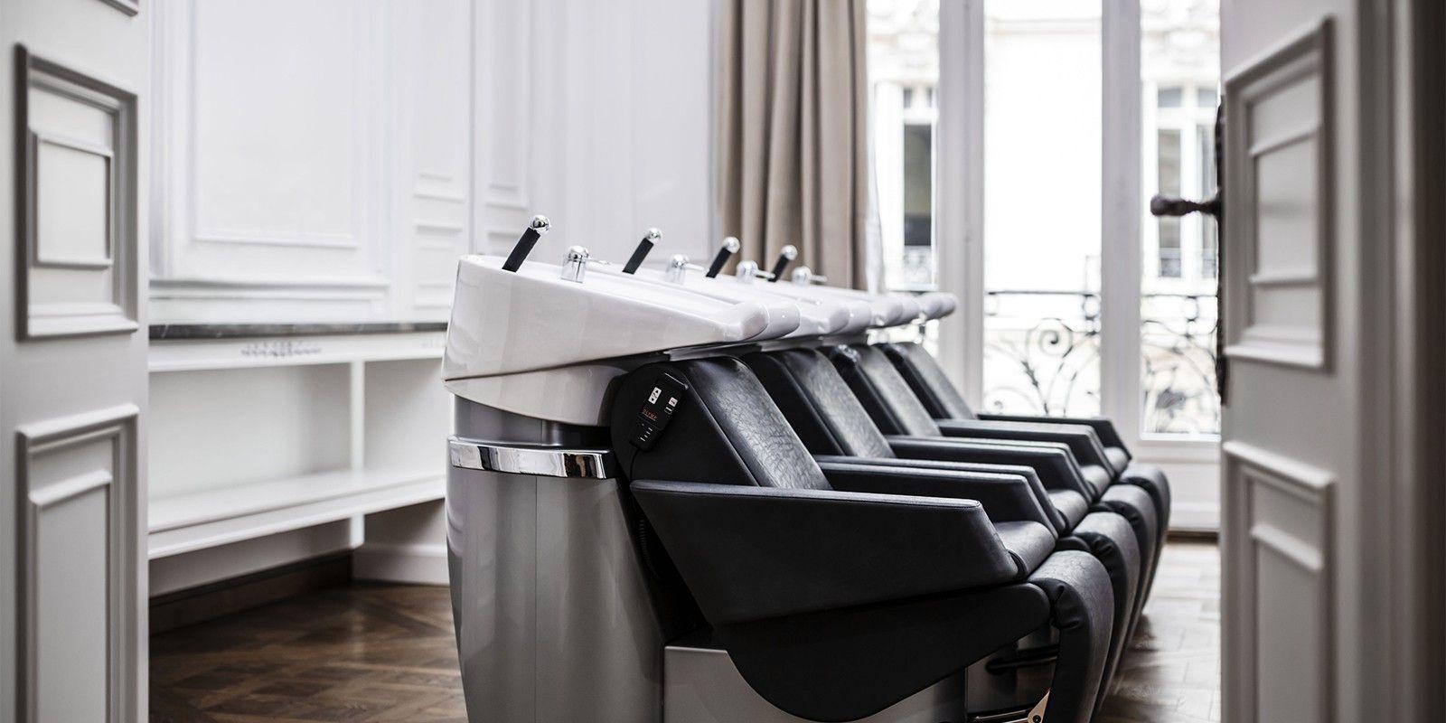 Salon Balmain Hair Couture Paris Barberia