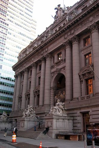 Nyc Bowling Green Alexander Hamilton Custom House I Live One Block From This Amazing Historic Landmark It Is Magnificent