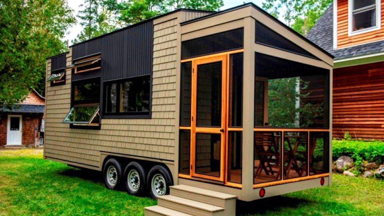 Gorgeous Stunning Tiny House for sale with Screened in Porch in